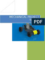 Mechanical Project List 2016