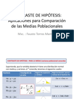 Contrastación de Hipótesis Medias Ing Civil 2016 II (1)
