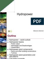 Hydropower Ms