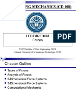 Lecture 03 - Forces