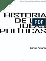 Historia de Las Ideas Politicas 001