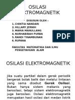 OSILASI ELEKTROMAGNETIK