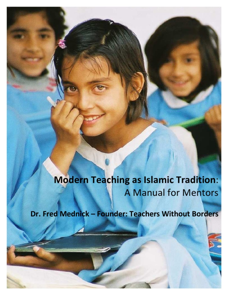 Modern Teaching as Islamic Tradition   Constructivism (Philosophy Of ...
