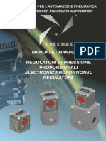 Handbook Electronic Proportional Regulator