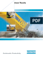 Atlas Copco Construction Tools - Facts Book