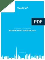 Dubai Real Estate Research Report