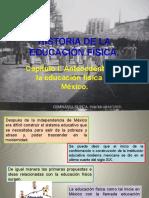 Historia e.f. en Mexico 1