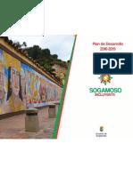 Plan Desarrollo Municipal Sogamoso Incluyente 2016