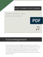professional development workshop dyslexia