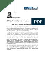 74.BM.The_Best_Evidence_Obtainable_Rule.01.15.09.pdf