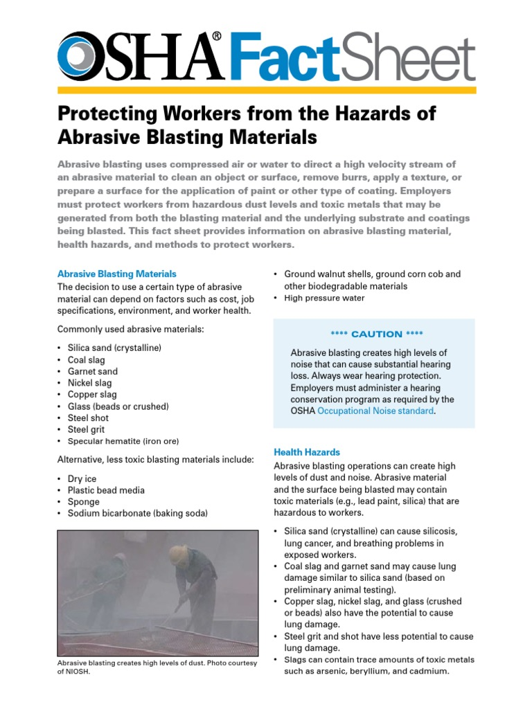 Osha 3697 | Occupational Safety And Health Administration