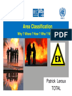 Area Classification Presentation-1