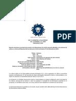 Análisis Financiero Grupo BAFAR 2013