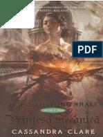 3.Cassandra Clare-Printesa mecanica 1.pdf