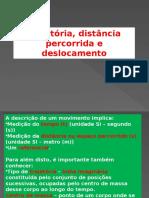 PP 02 - Traj,Dist,Desl, Mov