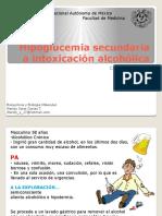 Caso Clinico 3_ Hipoglucemia Secundaria a Intoxicación Alcoholica