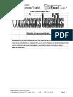 Practica de Excel 3 Funciones_II