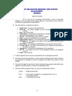 Appendix 12 - Instructions - NORSA