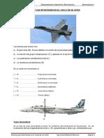 10 Fuerzas Que Intervienen en El Vuelo de Un Avión