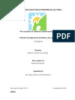 Tarea de Metodos Numericos Interpolacion