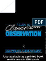 A Guide to Classroom Observation.pdf