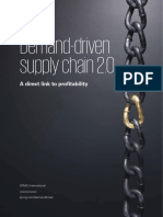Demand Driven Supply Chain