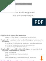 SUPPORT J 3 Créa & Dev Nouvelle Marque