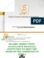 Alhuda cibe -Islamic Credit Union