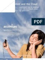 Accenture Content and the Cloud