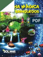 Folheto Brinquedos 2016