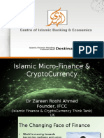 Alhuda cibe -Islamic Micro-Finance & CryptoCurrency