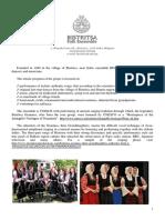Bistritsa Ensemble 2015 PDF broshure