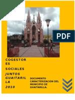 DOCUMENTO CRACTERIZACON_GUAITARILLA