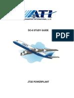 Douglas DC-8 - JT3D Powerplant Study Guide.pdf