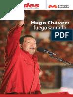 Hugo Chávez Fuego Sagrado