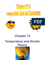 AP Physics B Ch 13 and 14