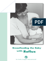 Breastfeeding Booklet by PAGER and LLL
