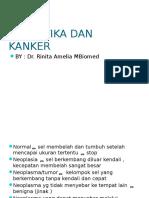 Geenetika Dan Kanker