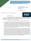 Lettre Montebourg Haute autorité primaire