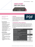 Check Point DS 5400 Appliance