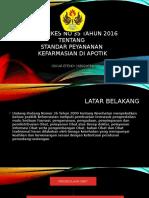 tugas analisis kebijakan Permenkes No 35 Tahun 2016