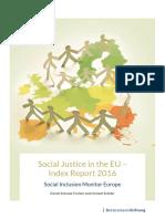 Studie NW Social-Justice-Index 2016