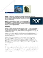 Antimony - Special Stone