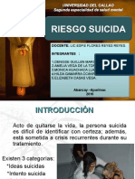 Riesgo Suicida