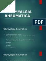 Polimialgia Rematika