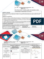 Assignment 1. Recognition Forum -Unit 1 (2)
