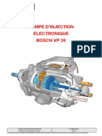 4_ Pompe d'Injection Électronique Bosch VP 30