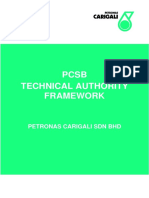 Technical Authority Framework