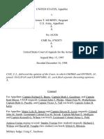 United States v. Murphy, C.A.A.F. (1998)