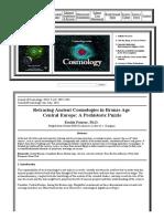 Journal of Cosmology